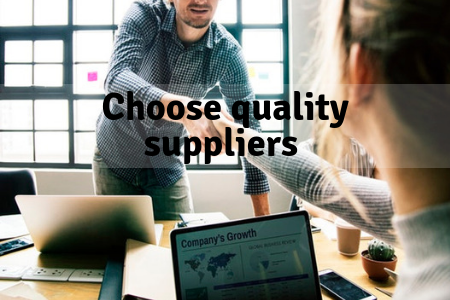 choose quality suppliers on aliexpress