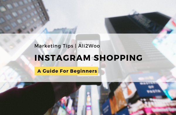 instagram shopping guide